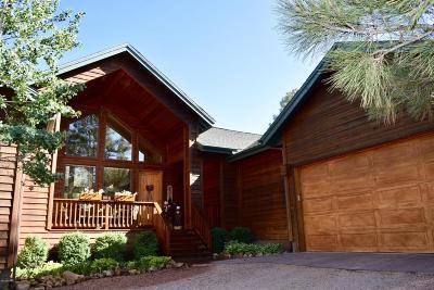 Single Family Home For Sale: 3960 Sugar Pine Loop