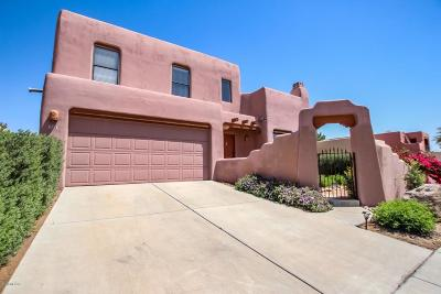 Tucson Single Family Home Active Contingent: 9148 N Jessy Lane