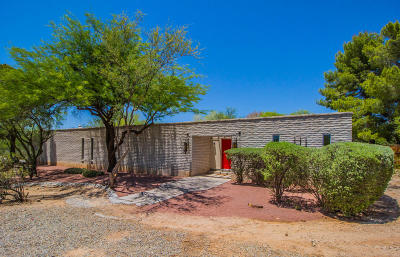 Tucson Single Family Home For Sale: 3730 N Pellegrino Drive