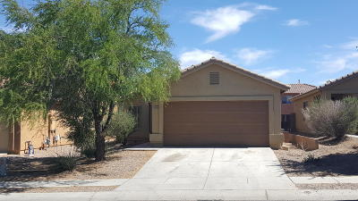 Green Valley Single Family Home Active Contingent: 703 W Cholla Crest Drive