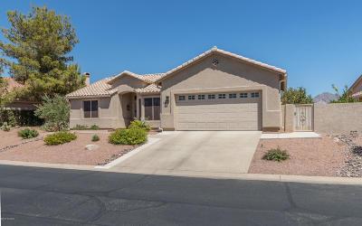 Tucson Single Family Home Active Contingent: 11556 N Scioto Avenue