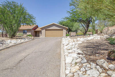 Tucson Single Family Home For Sale: 4901 N Boyd Lane