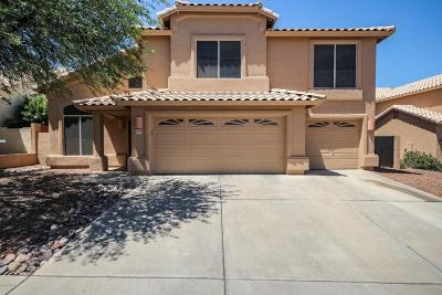 Oro Valley Single Family Home Active Contingent: 11402 N Silver Pheasant Loop