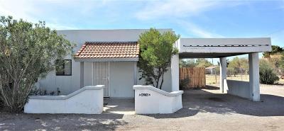 Tucson Single Family Home Active Contingent: 427 E Calle Arizona