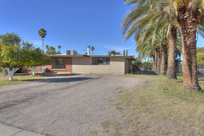 Tucson Single Family Home For Sale: 7146 E 30th Street