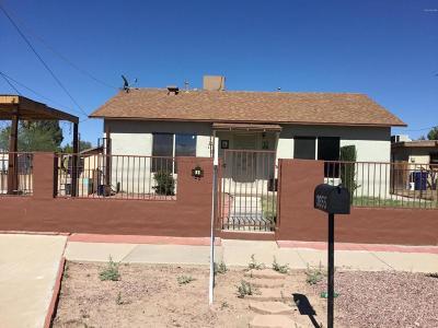 Tucson Single Family Home For Sale: 3655 S Belmar Avenue