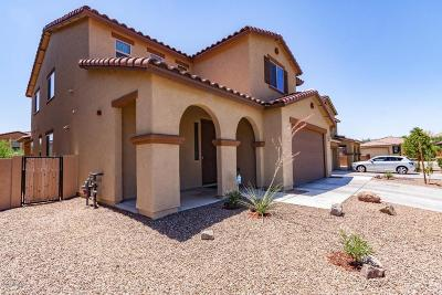 Sahuarita Single Family Home For Sale: 887 W Camino Capria