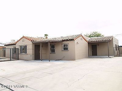 Tucson Residential Income For Sale: 2233 N 1st Avenue #1 & 2