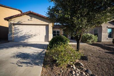 Tucson Single Family Home For Sale: 5749 W Rattler Street