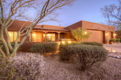 Tucson Single Family Home For Sale: 4440 N Bear Canyon Road