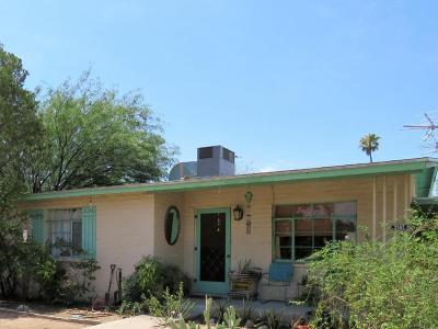 Tucson Single Family Home Active Contingent: 3362 E 23rd Street S