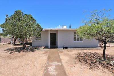 Tucson Single Family Home For Sale: 3331 E 27th Street