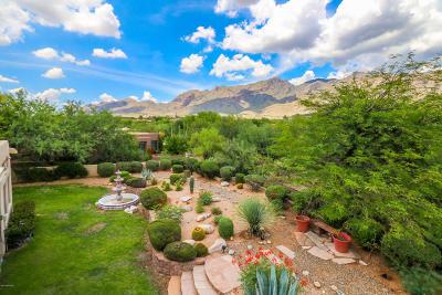 Tucson Single Family Home Active Contingent: 6160 N Via Presilla