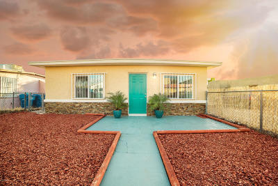 Single Family Home For Sale: 1007 N Palo Verde Boulevard