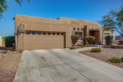Tucson Single Family Home For Sale: 2942 W Encelia Court