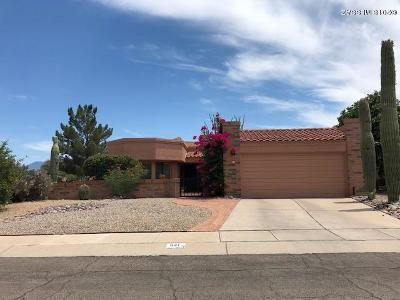 Green Valley Single Family Home Active Contingent: 941 W Rio Magdalena