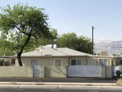 Tucson Single Family Home For Sale: 4221 E Pima Street