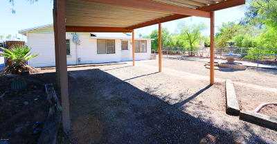 Tucson Single Family Home For Sale: 4316 N Iroquois Avenue
