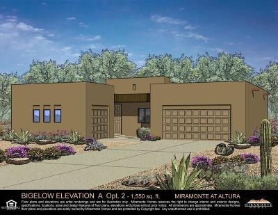 Tucson Single Family Home For Sale: 13760 E Langtry Lane