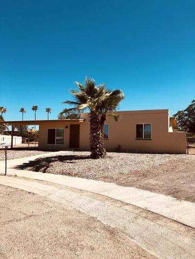 Tucson Single Family Home For Sale: 2011 W Tourney Road
