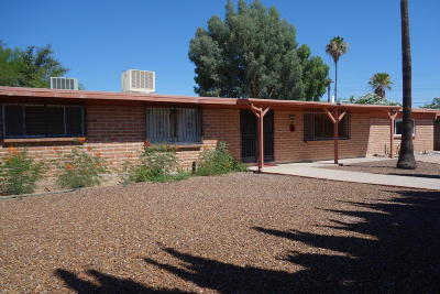 Single Family Home Active Contingent: 5948 E 3rd Street