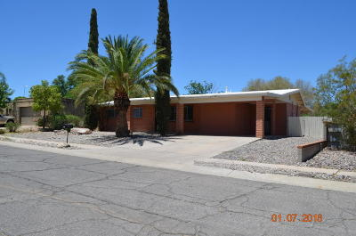 Tucson Single Family Home Active Contingent: 761 N Banff Avenue