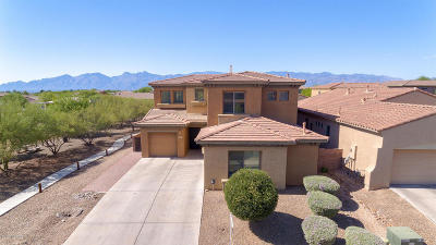 Single Family Home Active Contingent: 10025 E Emberwood Drive