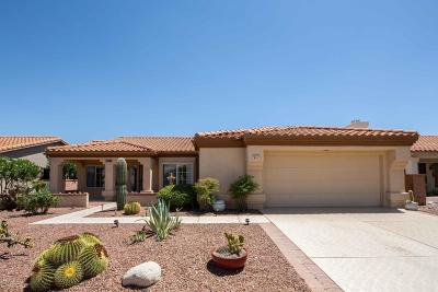 Oro Valley Single Family Home For Sale: 890 E Crown Ridge Drive