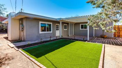 Tucson Single Family Home Active Contingent: 4514 E Pima Street