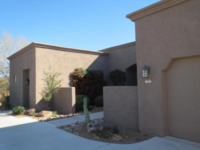 Tubac Single Family Home For Sale: 71 Almendras Court