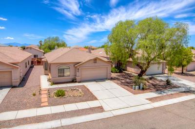Single Family Home For Sale: 10016 E Via Del Fandango