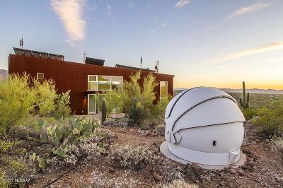 Tucson Single Family Home For Sale: 6586 N Van Ark Road