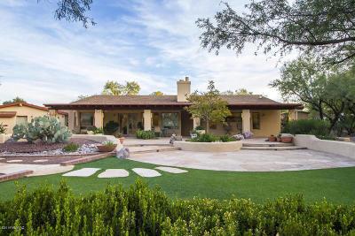 Tucson Single Family Home For Sale: 2749 N Camino Principal