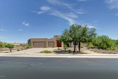 Oro Valley Single Family Home For Sale: 1266 W Portico Drive
