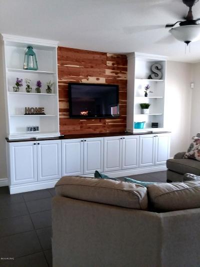 Single Family Home For Sale: 5921 E Cedarbird Drive