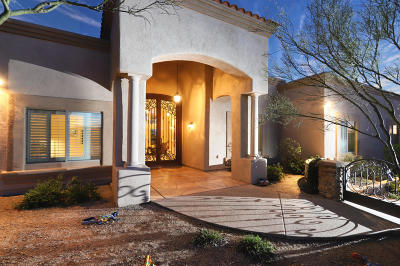 Oro Valley Single Family Home Active Contingent: 11170 N Stargazer Drive