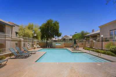 Tucson Condo For Sale: 101 S Players Club Drive #17201