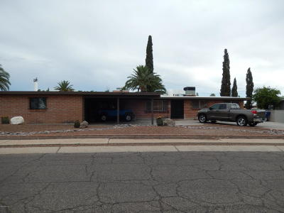 Single Family Home Active Contingent: 7558 E 31st Street
