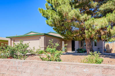 Single Family Home Active Contingent: 5940 S Birchwood Drive