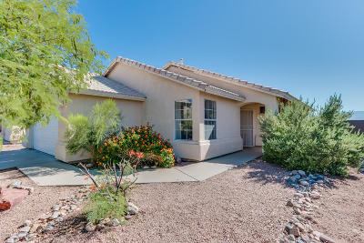 Tucson Single Family Home For Sale: 8732 N Sayante Way