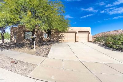 Tucson Single Family Home For Sale: 3168 W Painted Hills Ranch Court
