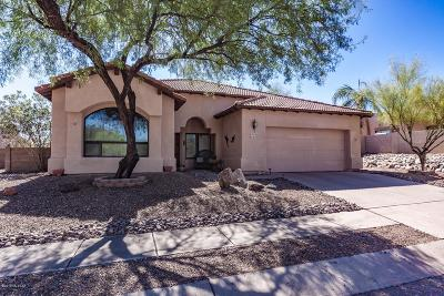Tucson Single Family Home For Sale: 835 S Roundtail Place