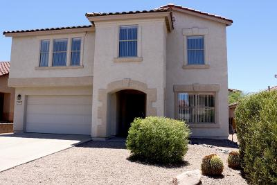 Tucson Single Family Home For Sale: 3477 N Crystal Hill Avenue