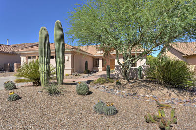 Green Valley Single Family Home Active Contingent: 1962 Desert Lark Pass
