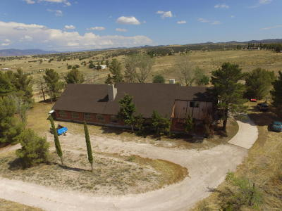 Sonoita Single Family Home For Sale: 92 Cayuse Trail