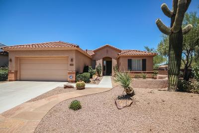 Marana Single Family Home For Sale: 7704 W Candlecreek Road