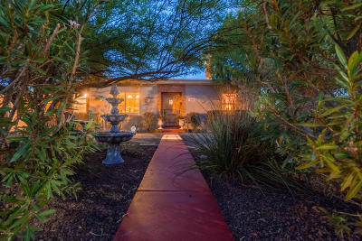 Tucson Single Family Home For Sale: 2935 E 5th Street