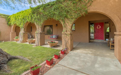 Tucson Single Family Home For Sale: 4200 N Fernhill Circle