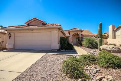 Saddlebrooke Single Family Home For Sale: 65530 E Canyon Drive