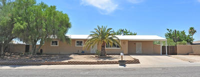 Tucson Single Family Home For Sale: 7425 N Northaire Avenue